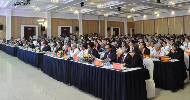 Hội nghị xúc tiến thương mại tỉnh Vĩnh Long