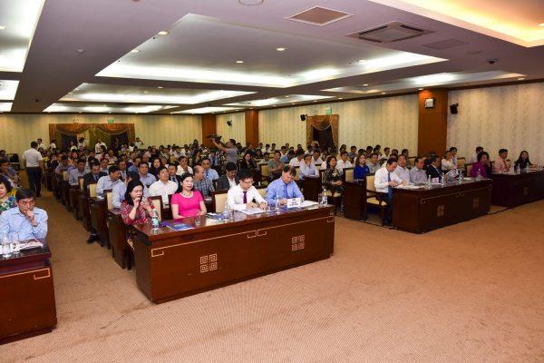 """Hơn 400 khách mời tham dự Hội nghị """"Đối tác phát triển hàng Việt Nam"""""""