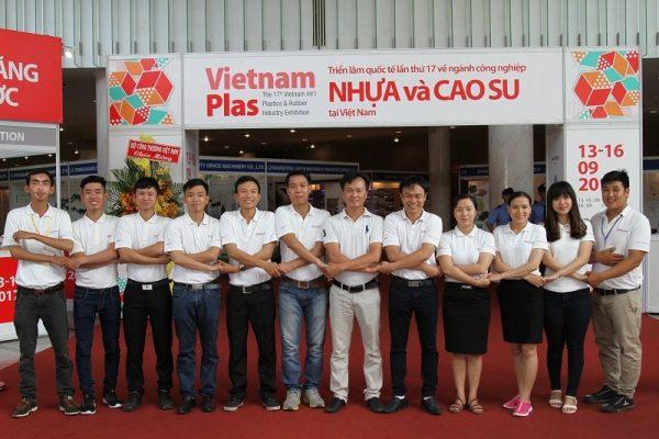 Hình ảnh lưu niệm của Vietsonic tại SECC