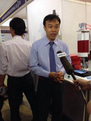 Đài truyền hình VTC10 phỏng vấn Ông Bùi Thế Tài - Giám đốc kinh doanh